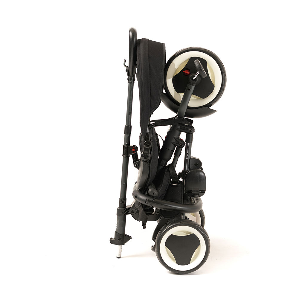 Black Rito Ultimate Folding Trike for kids