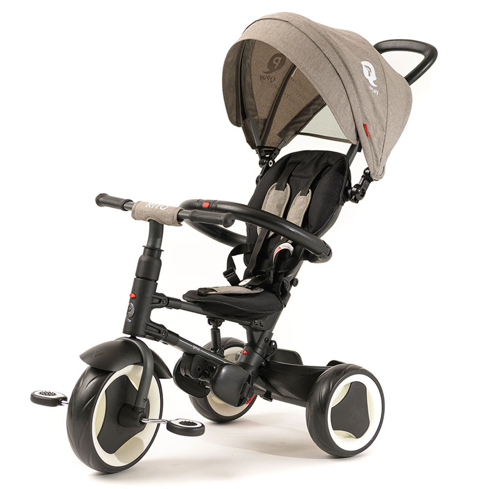 Gray Rito Ultimate Folding Trike for Kids