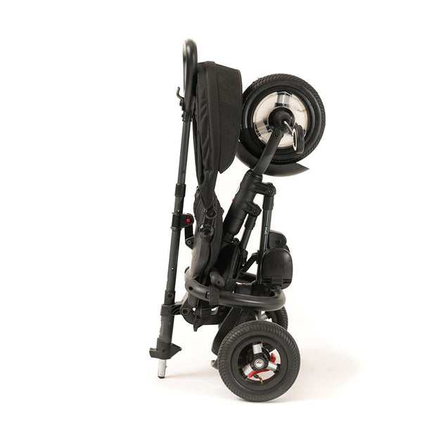 Black Rito Plus Ultimate Folding Trike for kids