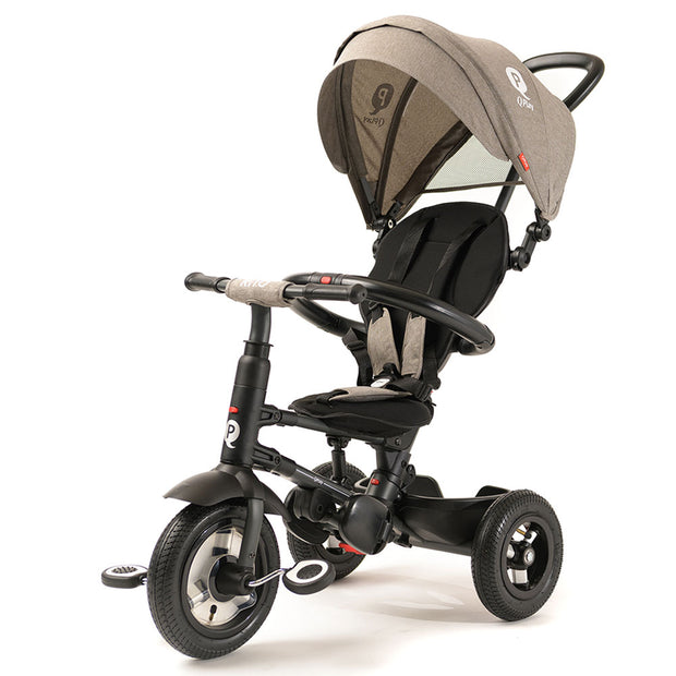Gray Rito Plus Ultimate Folding Trike