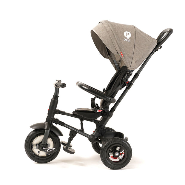 Gray Rito Plus Ultimate Folding Trike for kids