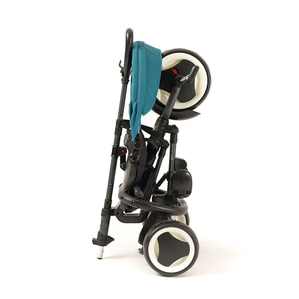 Teal Rito Ultimate Folding Trike for Kids