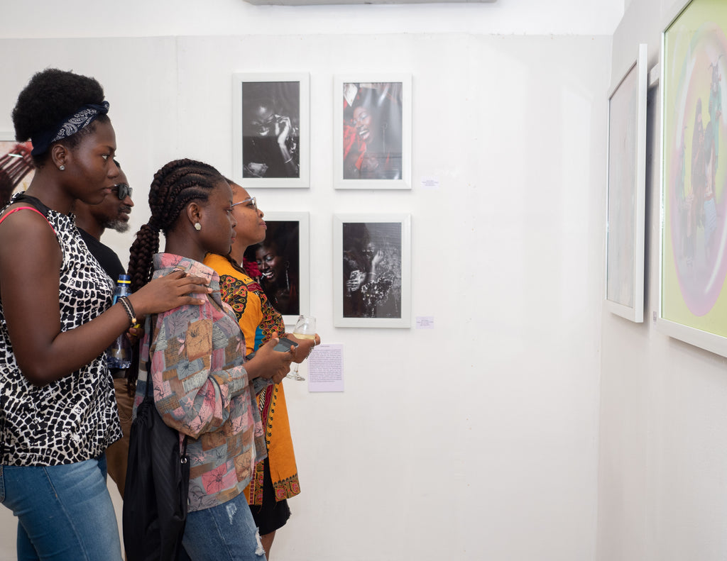 <p><b>Nigerian Pop Culture Exhibition</b></p> <p> </p> <p> </p>
