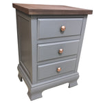 Bailey 3 Drawer Lamp Table
