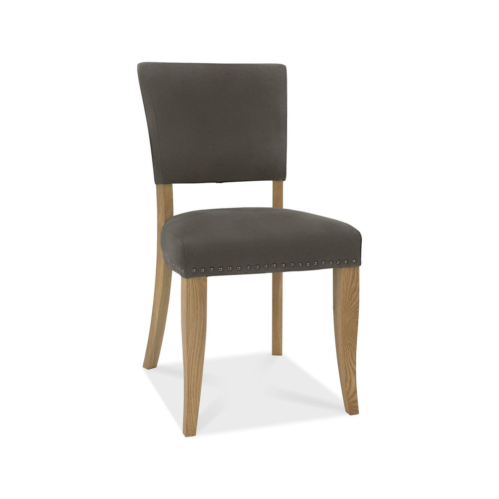 India Upholstered Chair (Pair)