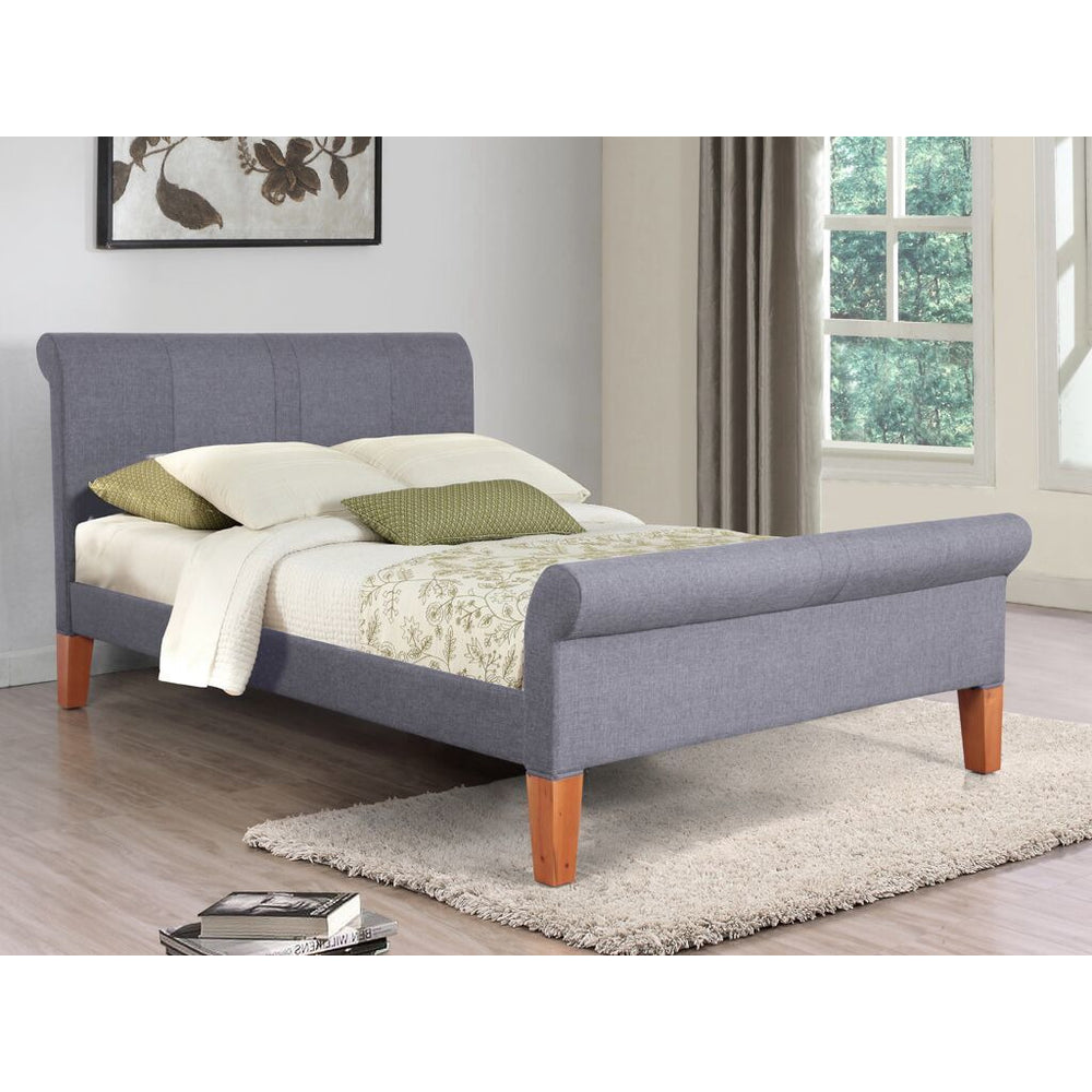 Kingsburn King Bed (2 Colours Available)