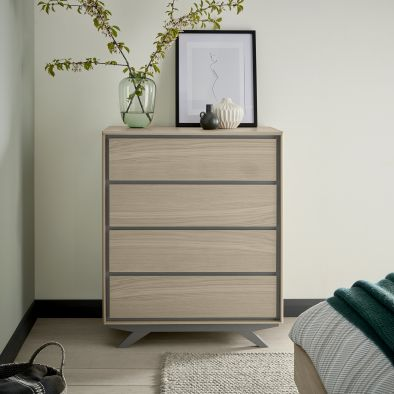 Davis 4 Drawer Chest