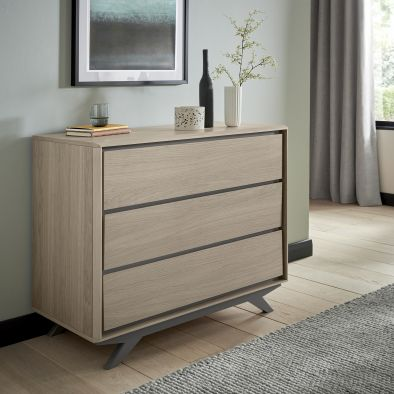 Davis 3 Drawer Wide Chest