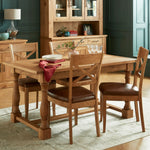 Nancy 4-10 Extendable Dining Table