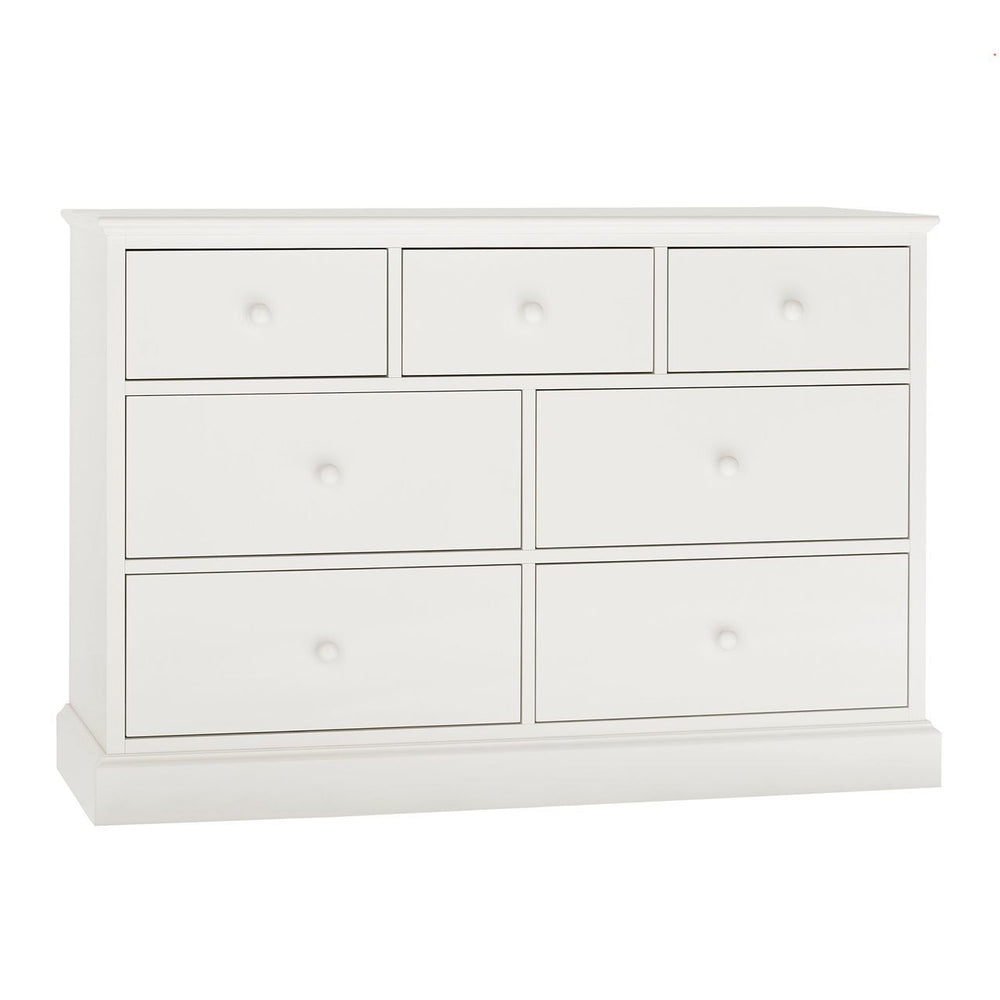 Anderson 3+4 Drawer Chest (2 Colours Available)
