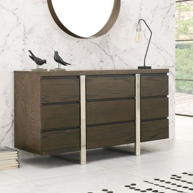 Delphine Narrow Sideboard