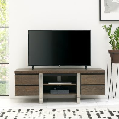 Delphine Wide Entertainment Unit