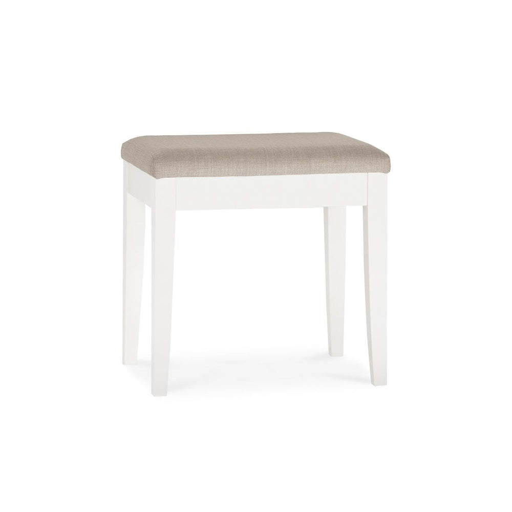 Anderson Stool - Linen Fabric (2 Colours Available)