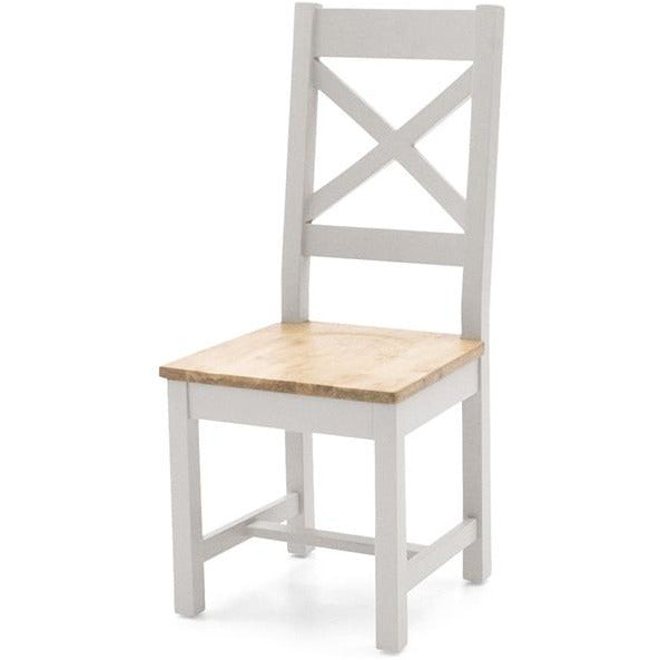 Lux Dining Chair Cross Back