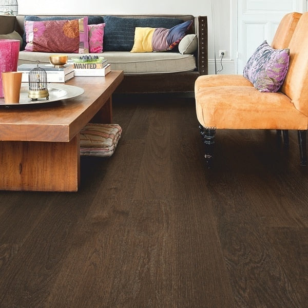 Quick Step Castello Coffee Brown Oak Matt