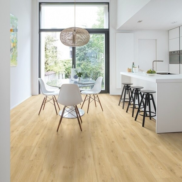 Quick Step Balance Click Plus Drift Oak Beige