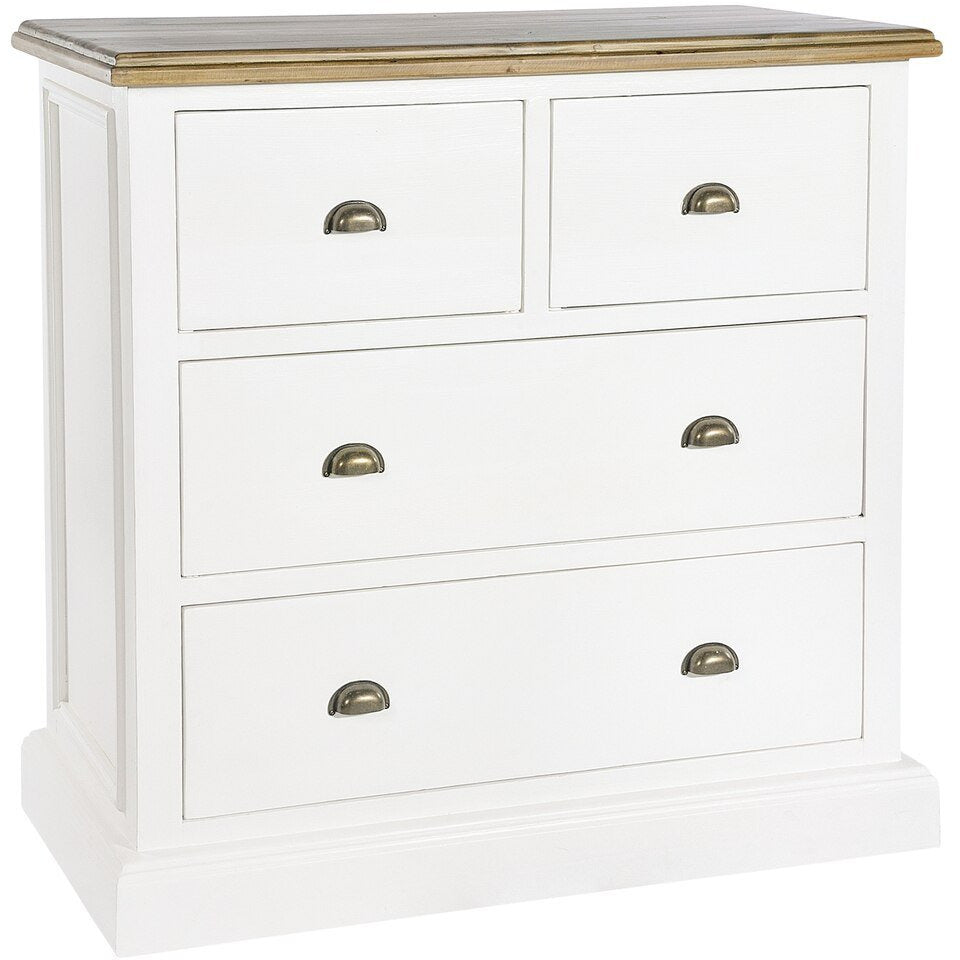 Florence Chest 2 over 2 Drawers