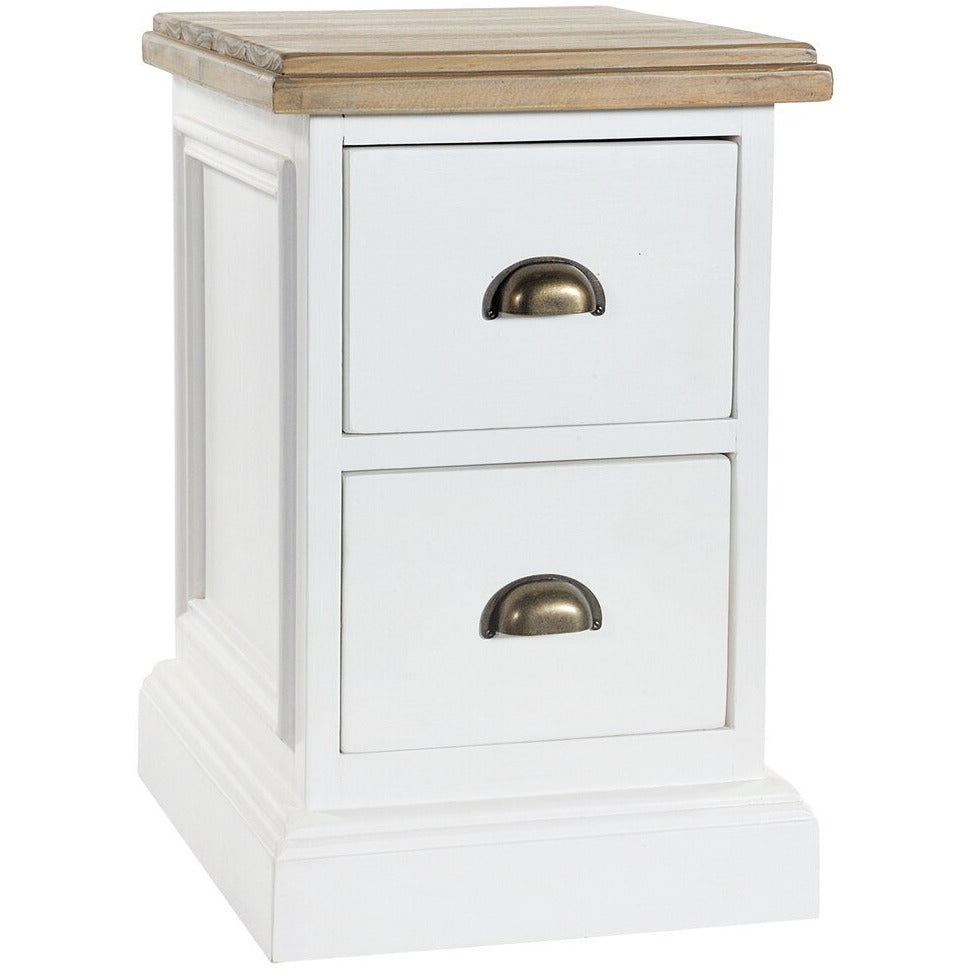 Florence 2 Drawer Storage Unit