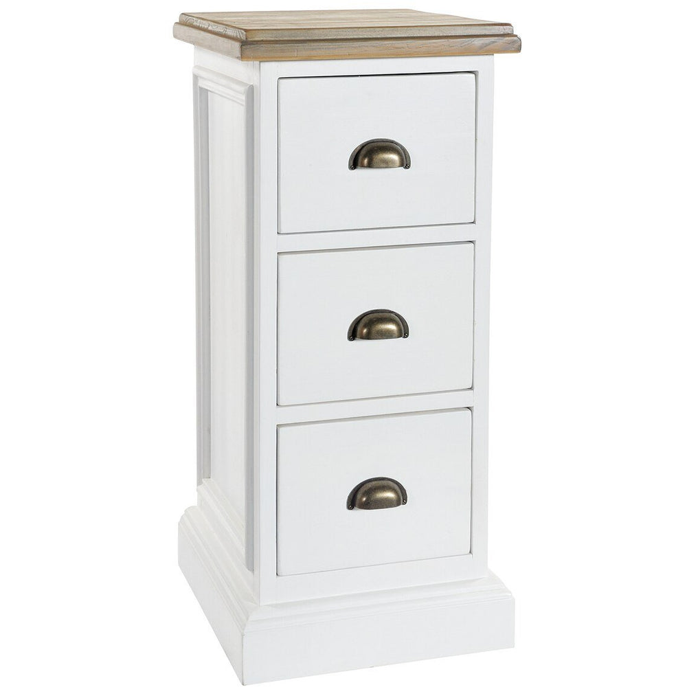 Florence 3 Drawer Storage Unit