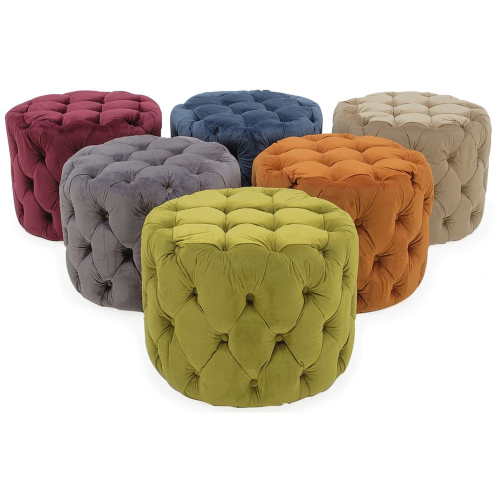 Parkinson Footstool (6 Colours Available)