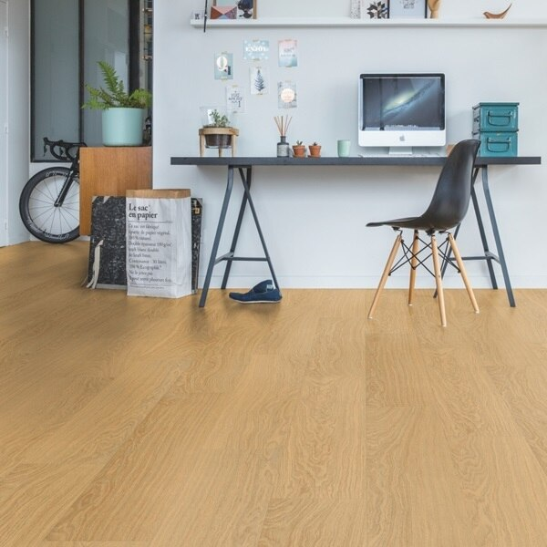 Quick Step Pulse Click Plus Pure Oak Honey