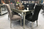 Nordin Dining Table With 6 Chairs