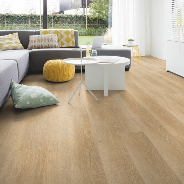 Quick Step Pulse Click Sea Breeze Oak Natural