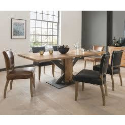 Lindau Dining Table and six chairs