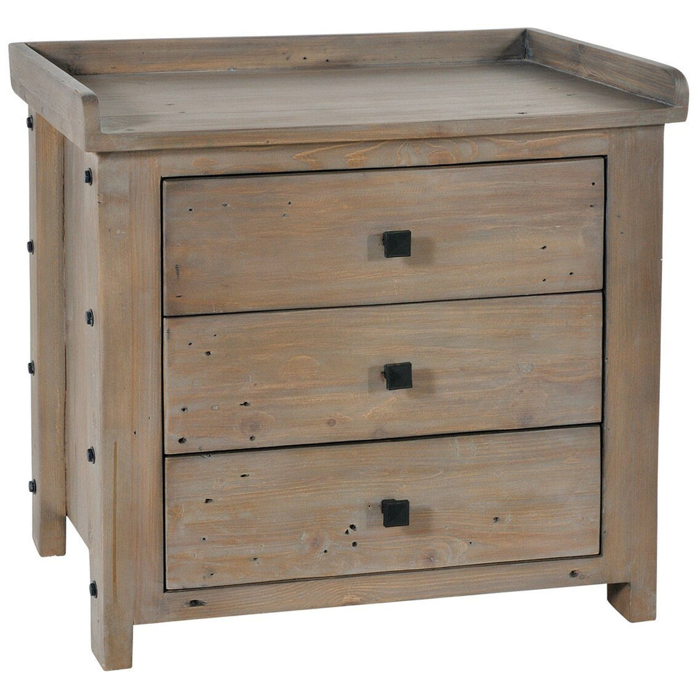 Auburn 3 Drawer Chest