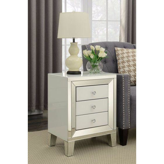 Venice Beach 3 Drawer End Table