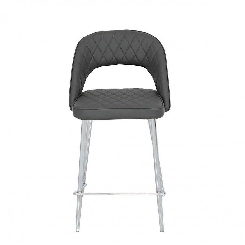 Perth Grey Bar Stool