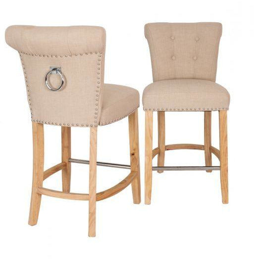 Nina Breakfast Barstool (4 Colours Available)