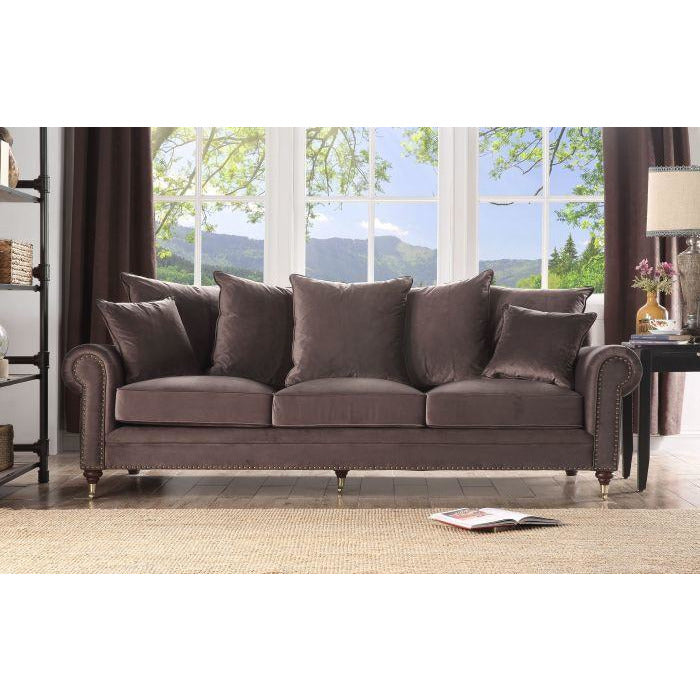 Hampton 3 Seater (3 Colours Available)