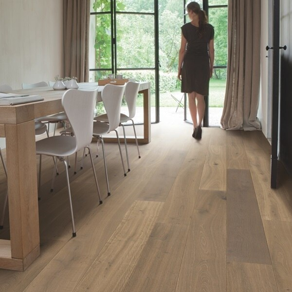 Quick Step Palazzo Latte Oak Oiled