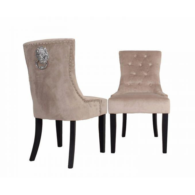 Lily Rose Velvet Chair (4 Colours Available)