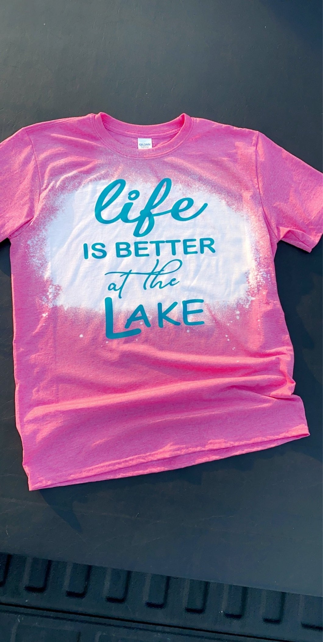 Bleached Life Is Better At The Lake T-Shirt