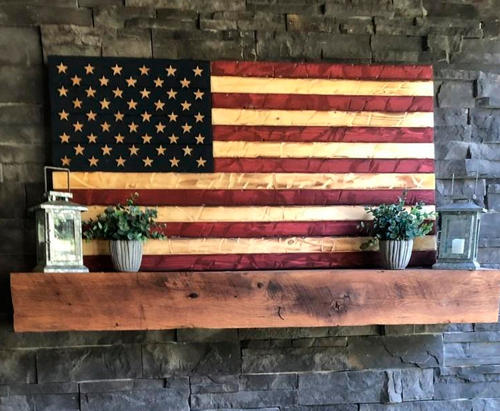 6 Ways You Can Display Your Flag in Your Home or Business