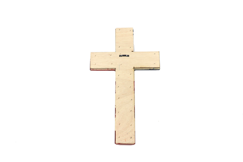 Wooden American Cross