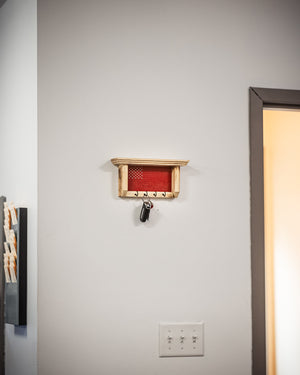 Framed Key Rack