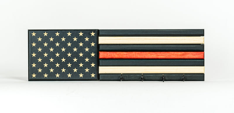 Flag key Rack