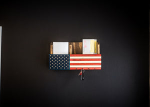 Mail Holder Flag