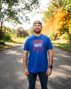 Red White & Brave Tee