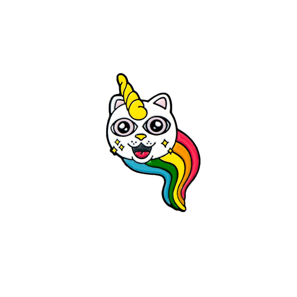 Rainbow Unicorn Kitty - The Sunday Co.
