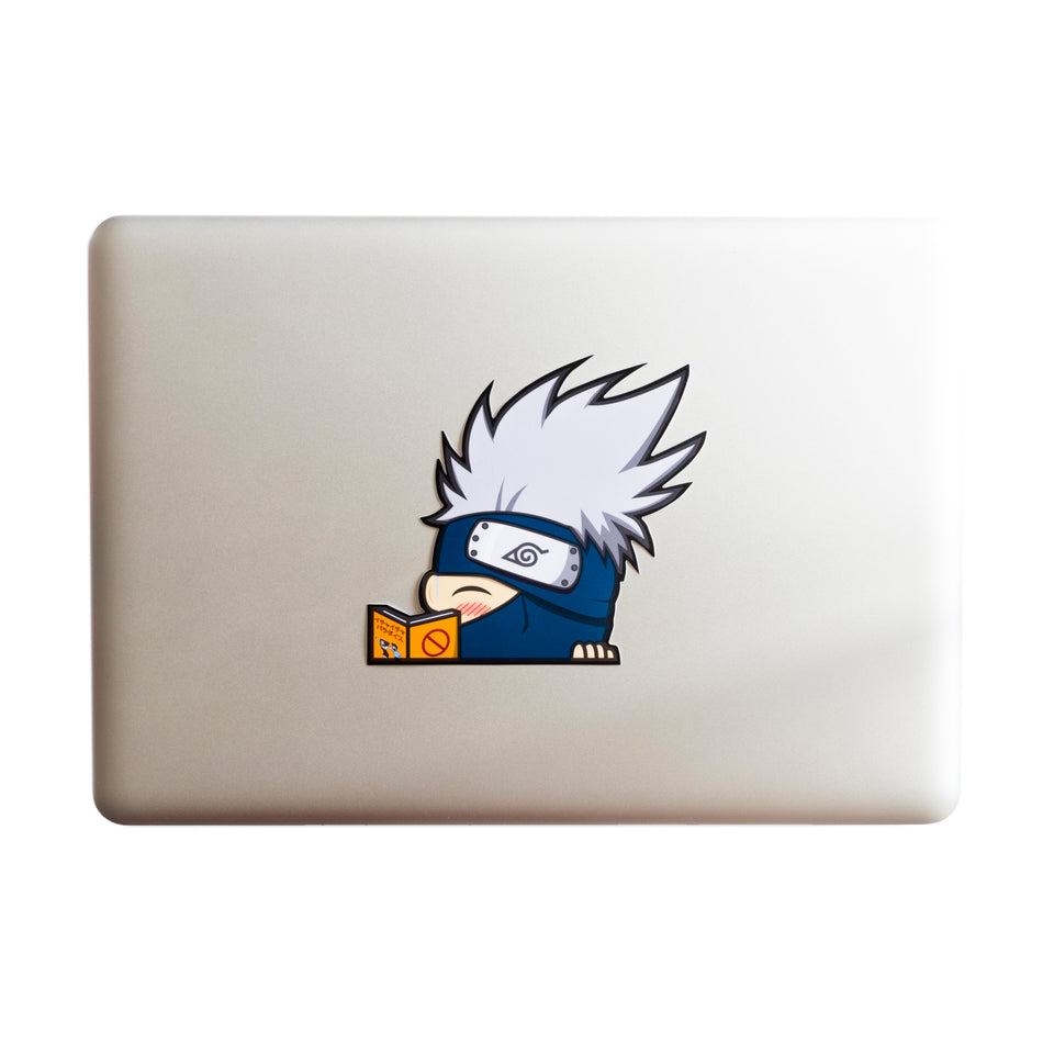 Copy Ninja Laptop Sticker