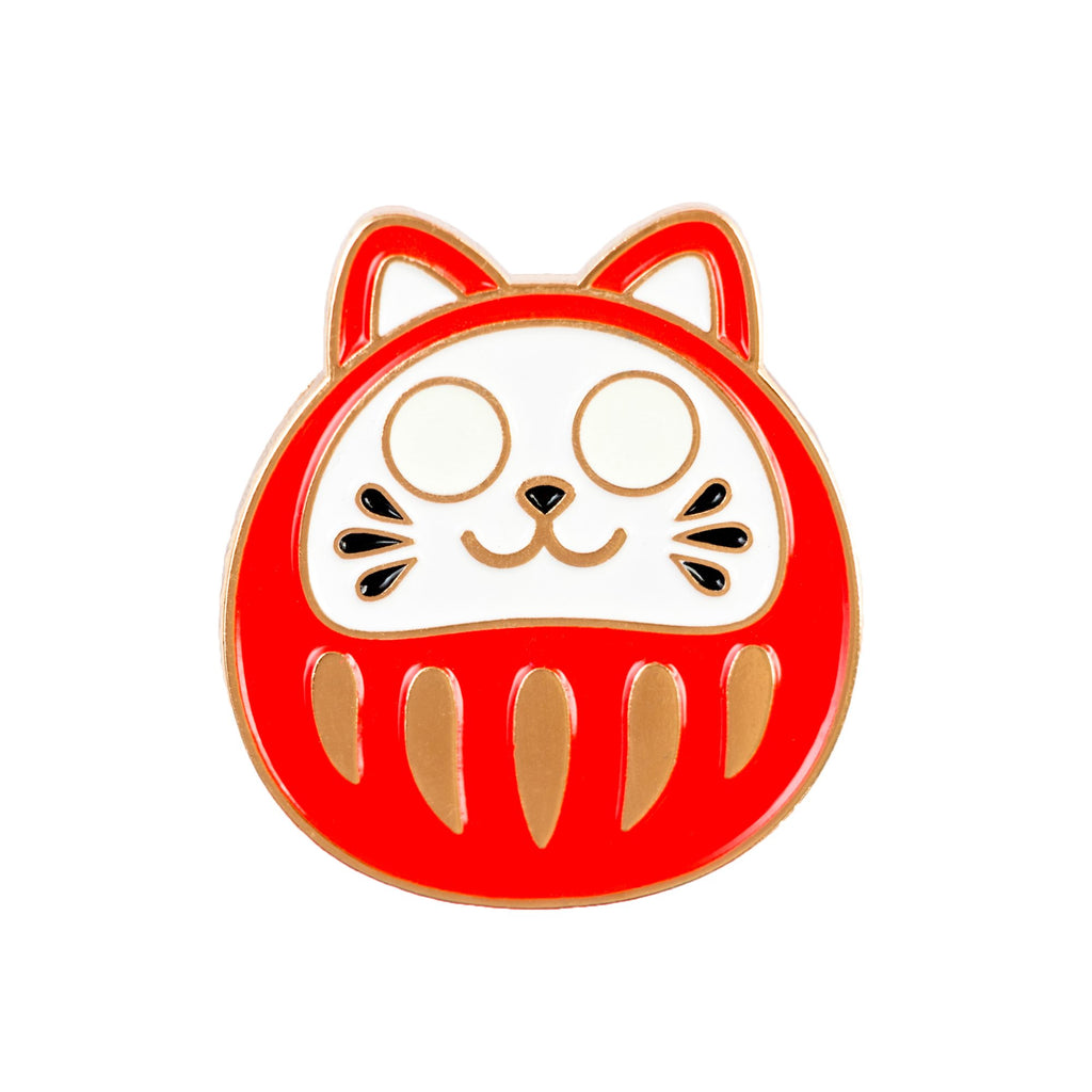 Cat Daruma - The Sunday Co.
