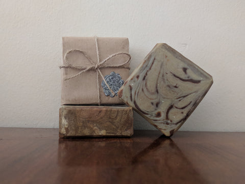 Coffee Buzz Artisan Soap | All The Way Handmade | Handmade Soap | Artisan Soap | Small Business