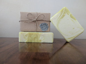 Gingerly Fresh Artisan Soap | All The Way Handmade | Handmade Soap | Artisan Soap | Small Business