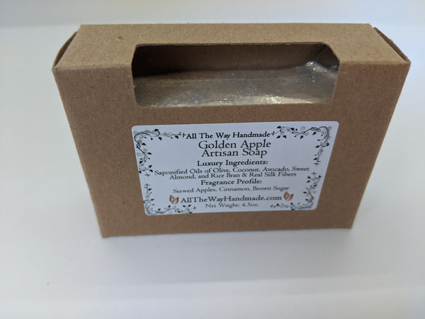 | All The Way Handmade | Handmade Soap | Artisan Soap | Small Business