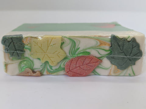 Tart Apple Artisan Soap | All The Way Handmade | Handmade Soap | Artisan Soap | Small Business