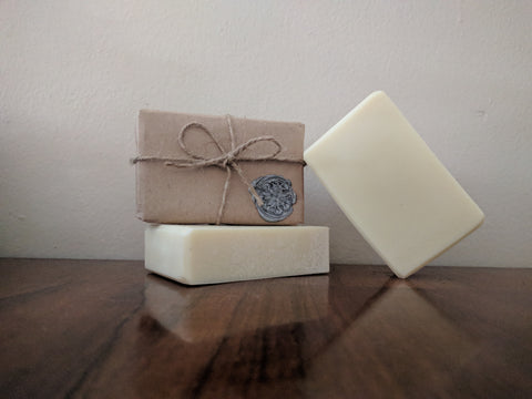 Stripped Down Artisan Soap | All The Way Handmade | Handmade Soap | Artisan Soap | Small Business